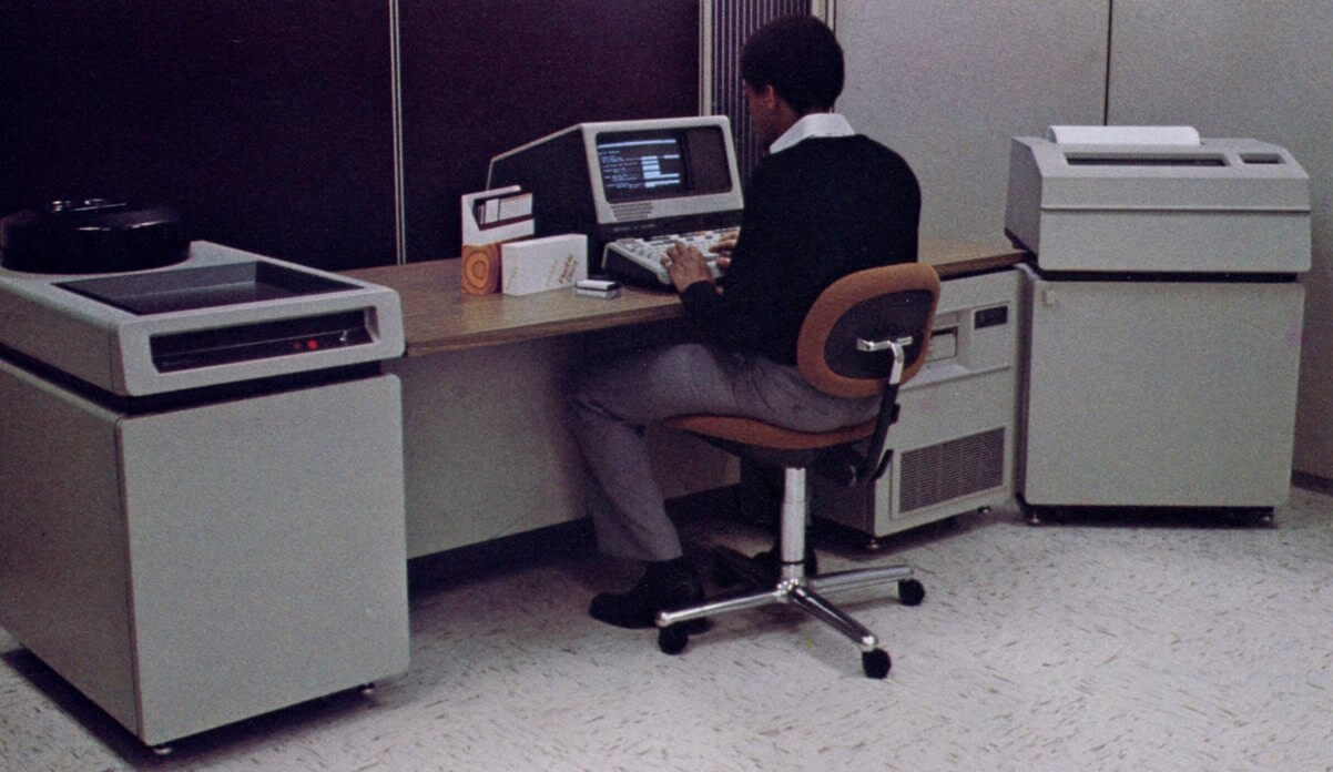80's programmer